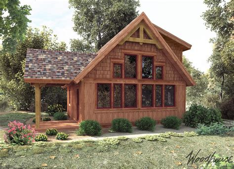 small timber frame homes cedarrun woodhouse the timber frame company