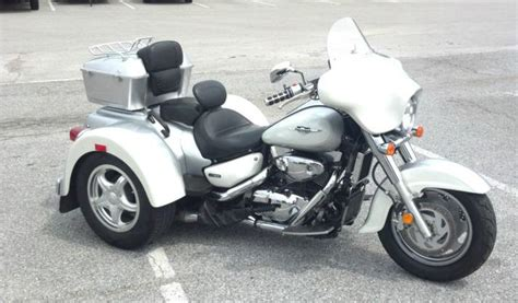 Suzuki Arkansas Suzuki Boulevard Trike Northwest Arkansas Motorcycles