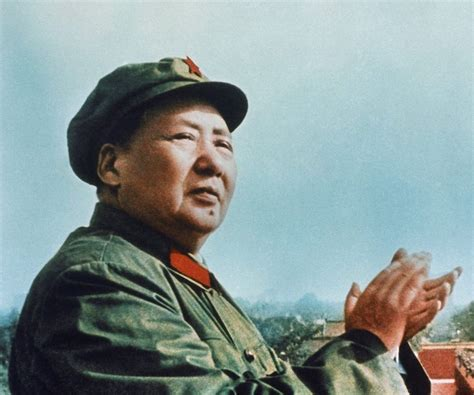 biography of famous people mao zedong biography childhood life achievements timeline