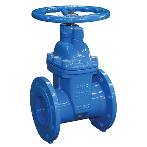 Gate Valve Risilent 6 Pn 16 ductile iron gate valve flanged pn16 soft seated leengate valves