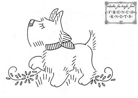 scottie dog coloring page scottie dog coloring pages pinterest