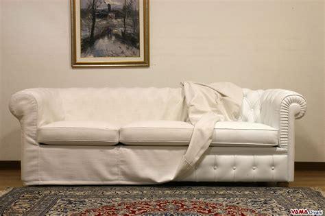 poltrone e sofa copridivano fodera copridivano in tessuto per i divani chesterfield