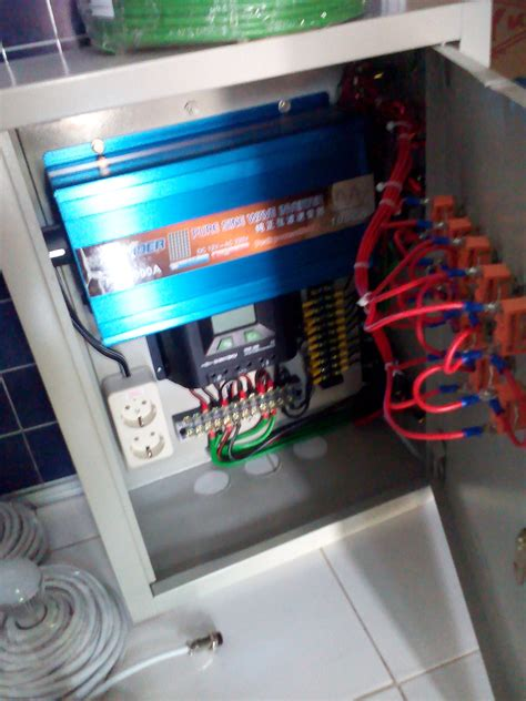paket plts murah  rumah  watt panel surya jakarta