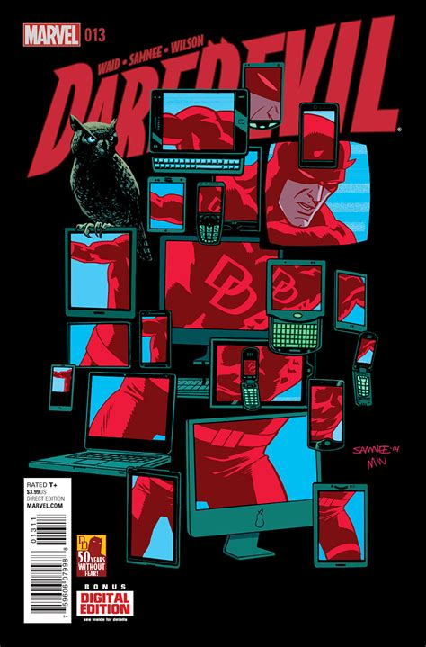 daredevil volume 4 the daredevil vol 4 13 marvel comics database