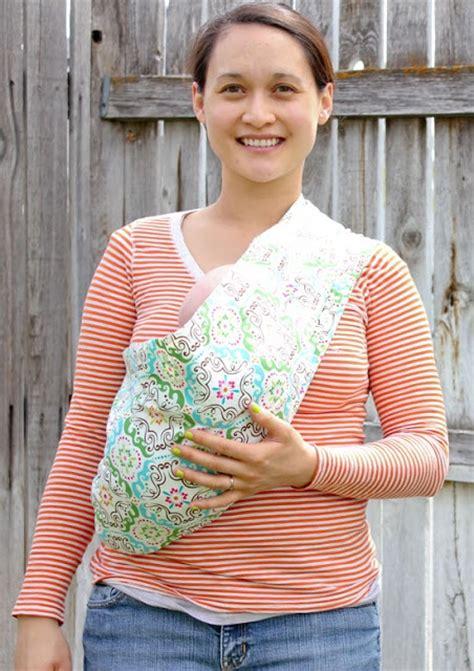 Handmade Baby Sling - baby sling diy