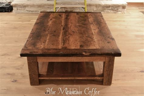 reclaimed barn wood coffee table rustic coffee tables reclaimed wood coffee tables