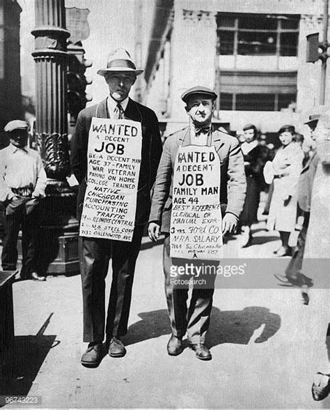 Soup Kitchen Definition Great Depression Great Depression Stock Photos And Pictures Getty Images