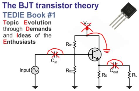 transistor theory the bjt transistor theory my tedie book theory time for science