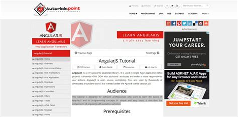 tutorial java angularjs 10 best angularjs tutorials for developers