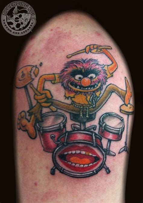 tattoo animal muppets pin by christie long on tattoos pinterest