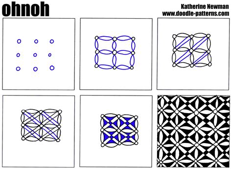 how to draw a doodle step by step pattern doodle patterns