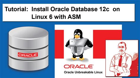 tutorial oracle linux 6 tutorial install oracle database 12c r1 on linux 6 with