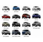 The 2014 Ford Model Lineup Pinned By Bozard Lincoln
