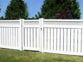 Plastic Trellis Fencing Rick S Custom Fencing Amp Decking Offers Tips For Creating A