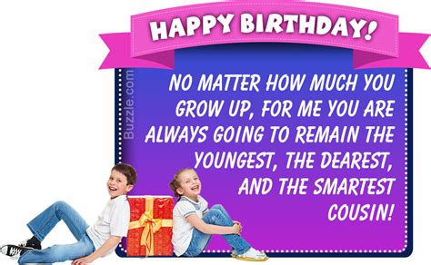 Birthday Quotes For Boy Cousin A Collection Of Heartwarming Happy Birthday Wishes For A