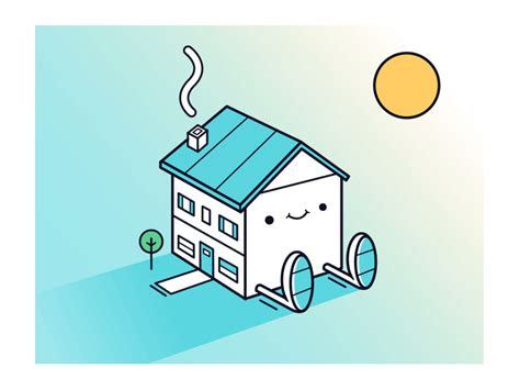 Happy House by Happy House By Dribbble