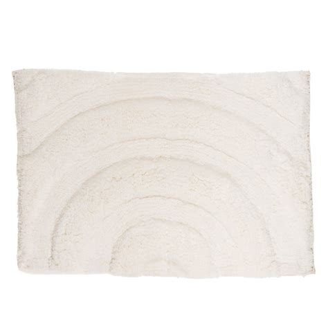 oversized bath rug b m gt oversized sculptured supersoft bathmat 2857792