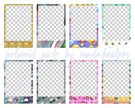 where to get polaroid polaroid frames pack to get the pack you must follow