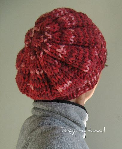 knitting pattern bulky yarn hat 35 best images about knitting and crocheting info on