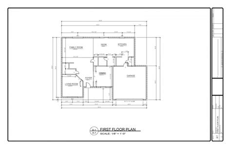 Floor Plan Dimensioning | vertex projects katlyn timmons portfolio