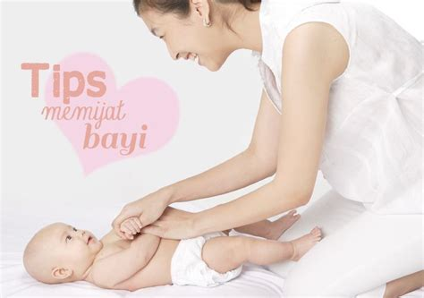 Bayi Prenan Tips Memijat Bayi Baby Tips Baby From A To Z