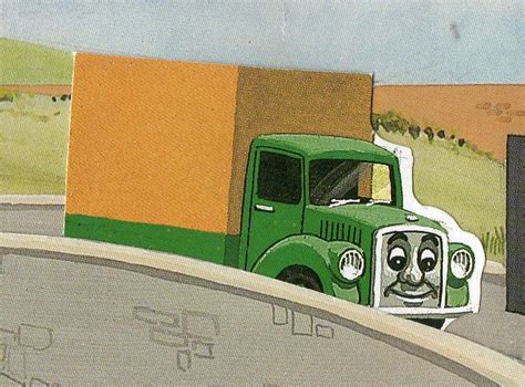 green lorry thomas  tank engine wikia