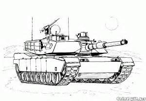 malvorlagen panzer