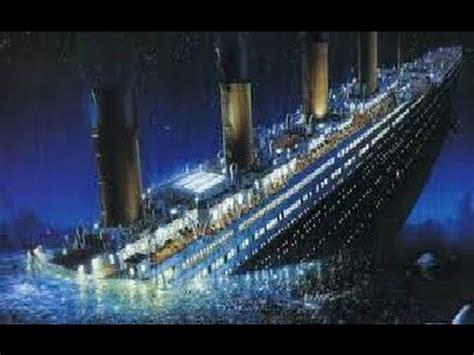 imágenes reales del titanic el titanic nunca se hundio la verdadera historia youtube