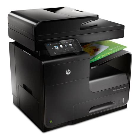 Printer Hp Jet hp officejet pro x576dw mfp review rating pcmag
