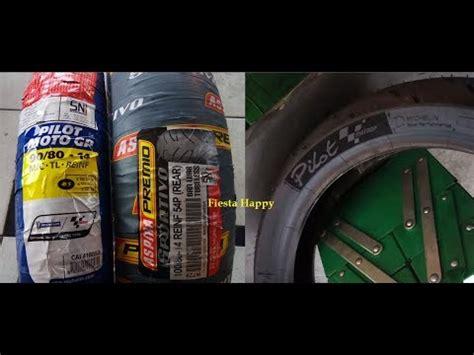 Ban Michelin Pilot 80 90 Ring 17 Untuk Motor Bebek Sport ban depan michelin pilot moto gp 90 80 14 di xeon gt125