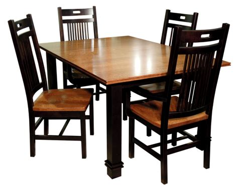 Modern Dining Room Table Png Sticks And Grooves Dining Room Set Amish Furniture Gallery Custom Built Solid Wood Furniture