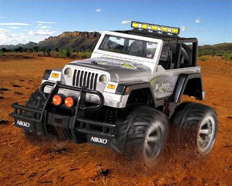Remote Controlled Jeep All Things Jeep Nikko Jeep Rubicon Remote R C
