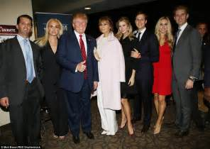 the trump family cnbc s republican debate off the rails as donald trump