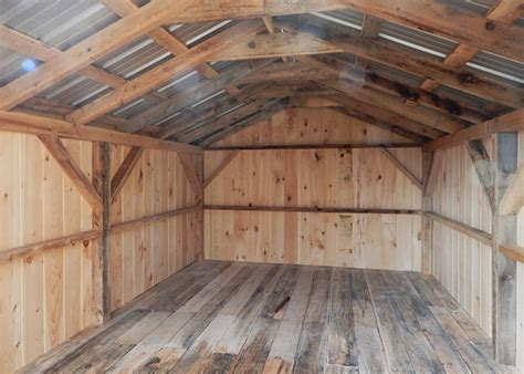 Post And Beam Sheds by Wood Storage Shed Kits Post And Beam Shed Kits