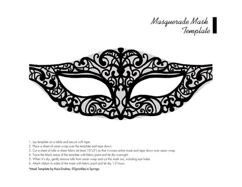 masquerade mask template carnaval mask free images at clker vector clip