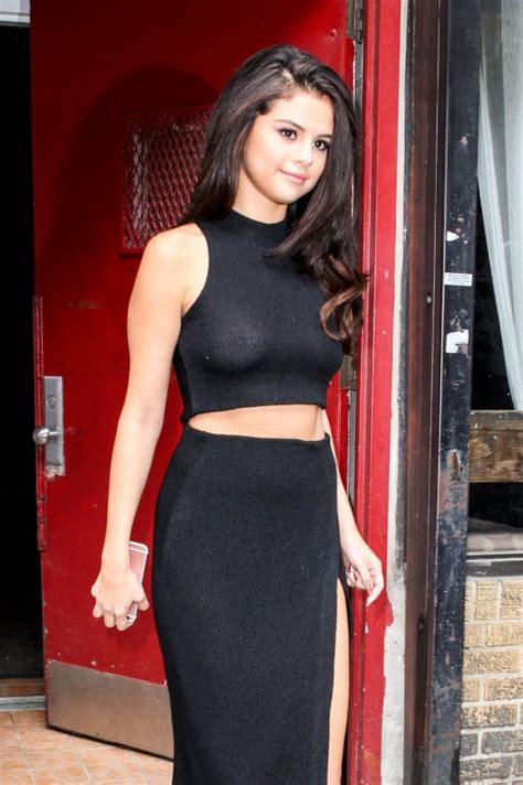 selena gomez see through selena gomez spotted braless in new york city my face hunter