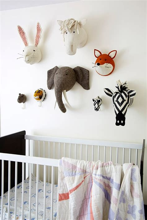 Woodland Wall Stickers idee deco chambre enfants animaux