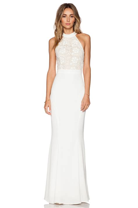 Maxi White white maxi dress tamunsa delen