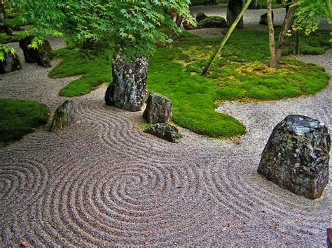 Japanese Rock Gardens Pictures All About Zen Gardens The Of Zen Gardens In Zen Buddhism