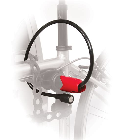 armlock cable lock for yakima doubledown ace bike racks