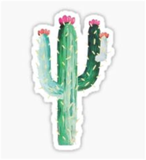 Wall Sticker Art Decor cactus tumblr gifts amp merchandise redbubble