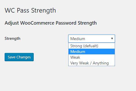 design pattern password strength woocommerce password strength adjuster ray flores