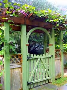 Garden Arbor Gate Designs Inspiration File Garden Gates Live Decorate