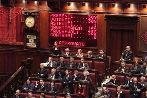 voto alla il voto alla la maggioranza non c 232 e berlusconi