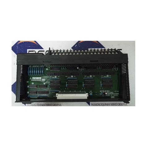 mitsubishi module mitsubishi ay41 ul plc output module motionsurplus