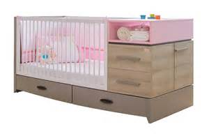newjoy pink birdy children s large extendible cot