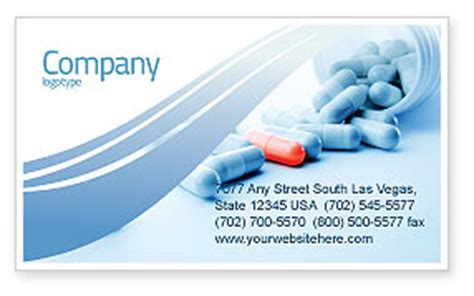 free pharmacy business card template therapy business card template layout