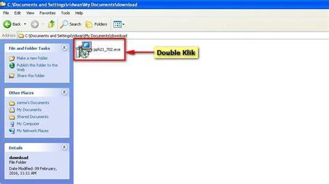 Cd Krishand Pph 21 Versi 7 0 1 cara install krishand pph21 versi 7 0 2
