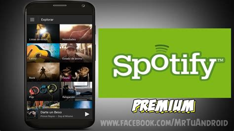 android spotify apk spotify tener spotify premium apk