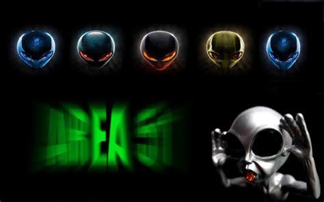 hd alien area  wallpaper